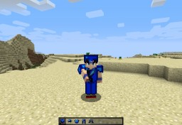 deep blue 16x fps boost completed Minecraft Texture Pack