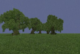Trees Pack1 - Gnarly Oaks Schems  |  Conquest Reforged Textures Minecraft Map & Project