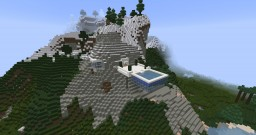 Galaxy Moderne House by MineSilver Minecraft Map & Project