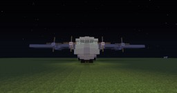 C130-Hercules 2018 (WORKING) Minecraft Map & Project