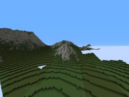 White Mountains Minecraft Map & Project