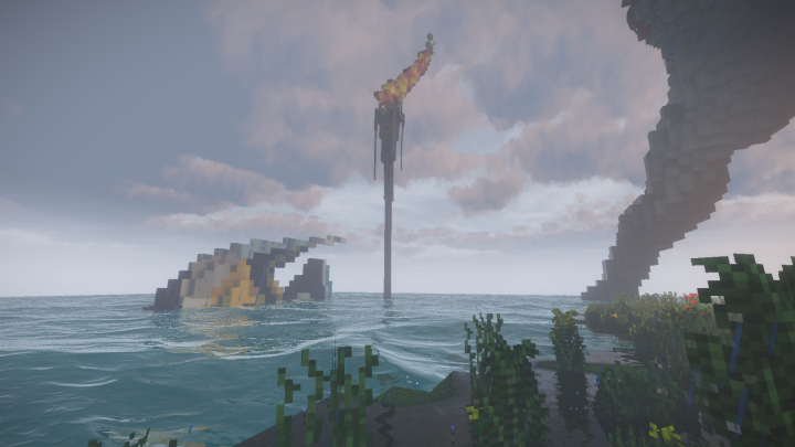Torch at spawn