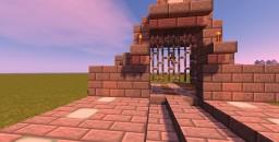 Working door! Minecraft Map & Project