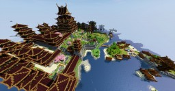 Hoshishima Minecraft Map & Project