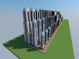 Egyptian Obelisk Building Pack Minecraft