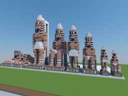 Egyptian Statue Building Pack Minecraft