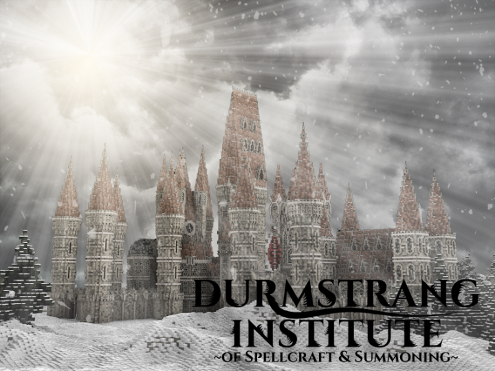 Durmstrang Institute Of Spellcraft Summoning Looking For Staff Server Coming Soon Minecraft Map There are no particular houses in durmstrang institute, j.k.rowling no where mentioned about their houses in the book series….rather she told in an interview that… durmstrang castle is a. durmstrang institute of spellcraft