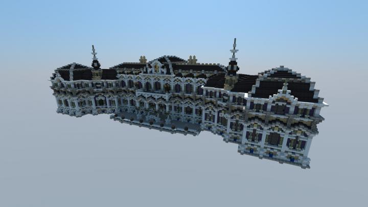 Exterior render download