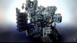 Built upon Charge Minecraft Map & Project