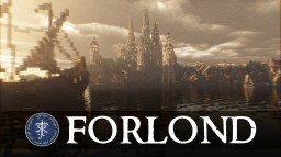 Forlond Minecraft Map & Project
