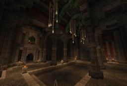 WIP Dwarven Settlement #WeAreConquest Minecraft