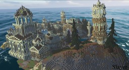 Town hub - free to download Minecraft Map & Project