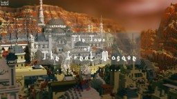 The Town of The Great Mosque + Download - by LinsCraft Minecraft