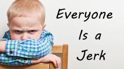 Everyone Is a Jerk Minecraft Blog Post