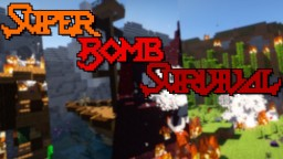 Super Bomb Survival Generation II [Minecraft 1.12.2 Minigame Map] v2 Minecraft Map & Project