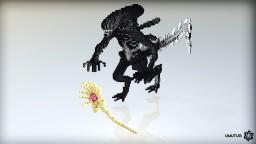 Xenomorph Drone / Alien Minecraft