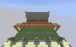 Combat Training Microgrounds Minecraft Map & Project