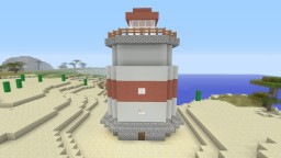 Spawnend Lighthouse Minecraft Map & Project