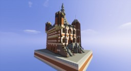 [Scale Model] Waeghe Daventriae Minecraft Map & Project