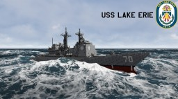 USS Lake Erie - CG 70 Minecraft