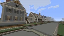 Walking Dead - Alexandria Safe Zone Minecraft Map & Project