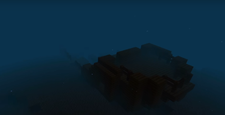The Ocean Ruins are fine, but I want the shipwreck with who knows what inside! Maybe you will find a trident!