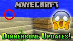 Minecraft Aquatic Update | New Water Mechanics and Hidden Structures?! Minecraft Blog Post