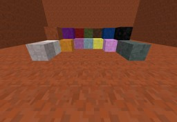 GEClay - Custom clay textures Minecraft Texture Pack