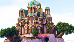 Fantasy Palace Minecraft Map & Project