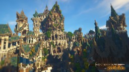 Darwin Reforged : February elven contest : Team one Minecraft Map & Project