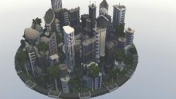 Pixel City | Hub Lobby | Olympos Mimar Ekibi Minecraft