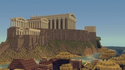 Greek Polis Minecraft