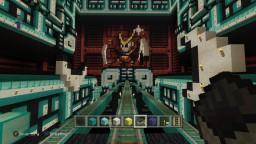 Mega Man 2 Tribute Roller Coaster - Quick Man Minecraft Map & Project