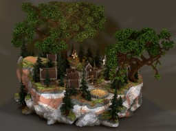 Lost Village Minecraft Map & Project