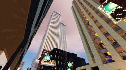 World Trade Center City Minecraft