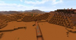 A Small World With A Big Mineshaft! Minecraft Map & Project