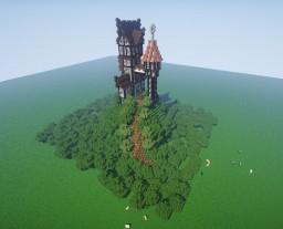 Deillke's Tower Minecraft Map & Project