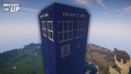 Giant TARDIS Minecraft Map & Project