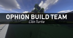 Lion Turtle Minecraft Map & Project