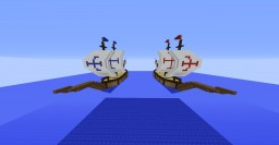 TNT ship map Minecraft Map & Project
