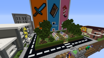 LOOK AT THAT LOBBY IT'S EPIC!