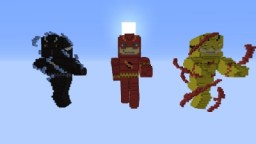 IS THAT THE FLASH?! YO GONNA BURN! Minecraft Map & Project