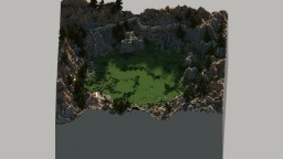 Spawn/lobby/warzone/hub - download Minecraft Map & Project
