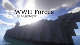 Angry's WW2 Forces Pack Minecraft Map & Project
