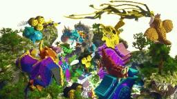 Vim Vitae - Pokemon Hub Minecraft Map & Project