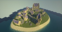 Fantasya-Minecraft City [DOWNLOAD] Minecraft Map & Project