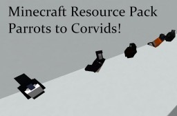 Corvids Pack Minecraft Texture Pack