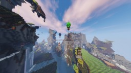 Mountain Base- Survival (Non Creative Built) Minecraft Map & Project