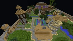 Buttons Unlimited - Find the Button Minecraft Map & Project