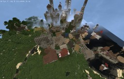 kingdoms of todepass city update Minecraft